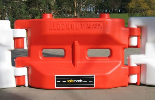 Blockout Pedestrian Barriers