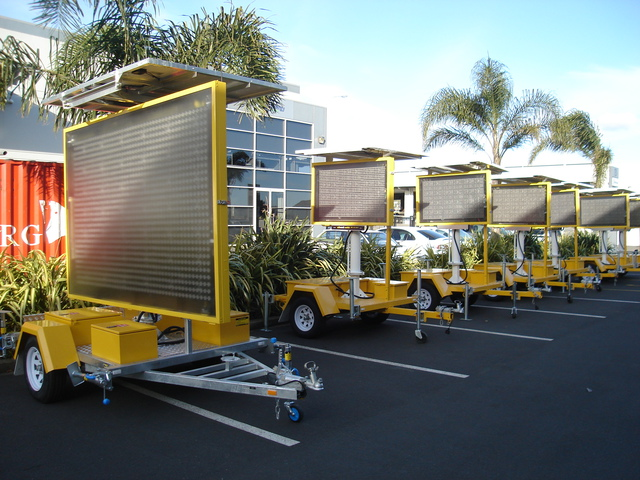 Vms Boards Road Safety And Rentals